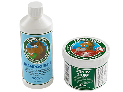 Horse Shampoo & Soothe Pack